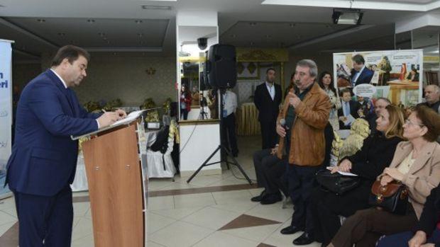 Maltepe Belediye Başkanı Kılıçtan Fındıklıya spor merkezi müjdesi!