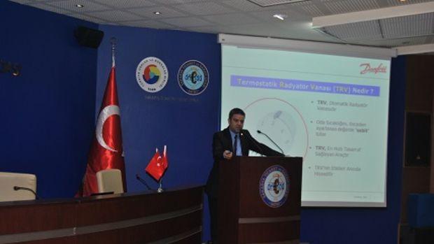Tam 10 bin kişiye eğitim veren Danfoss Türkiye seminerleri devam ediyor!