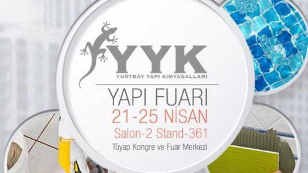 38. Uluslararası Yapı Fuarı Turkeybuild İstanbul başladı!