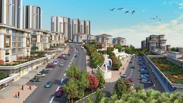 Bahçeşehir Vaditepe Göl Evleri Kiptaş fiyatları!