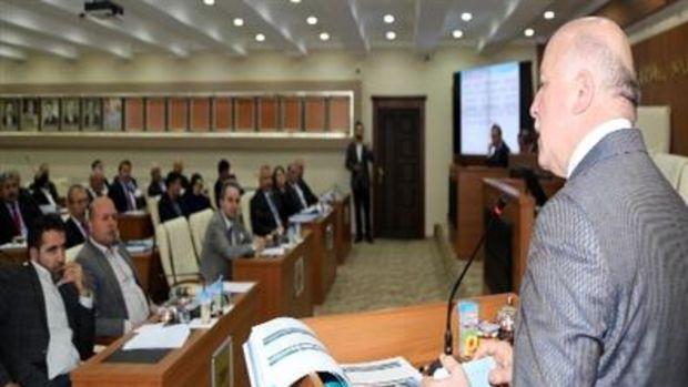 Başkan Sekmen, Erzurumda, 2014 yılında bir kalkınma hamlesi başlattık!
