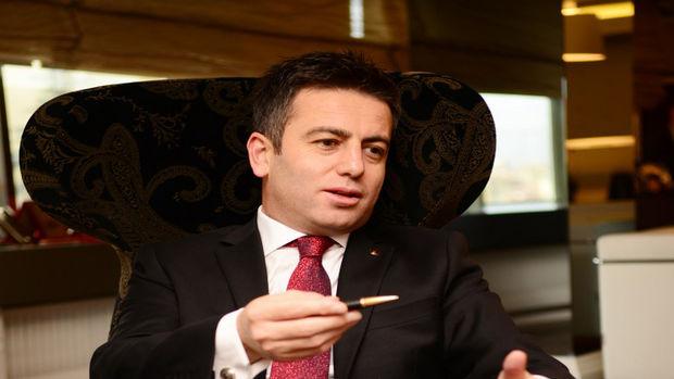 """Barış Aydın: """"Ankara'yı Yüksek Teknoloji Üretim Merkezi yapacağız"""""""