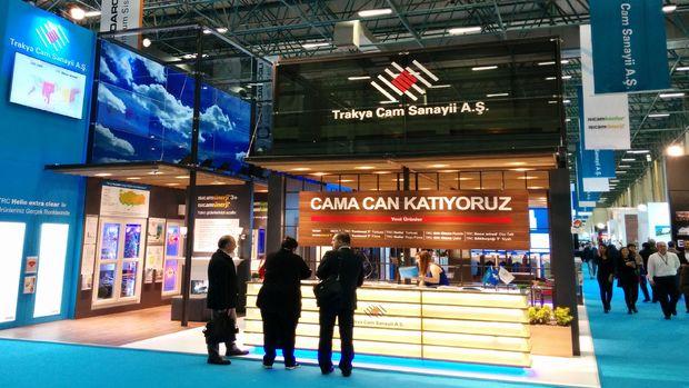 Trakya Cam, Yapı Fuarı'na yeni ürünleriyle çıkarma yaptı!