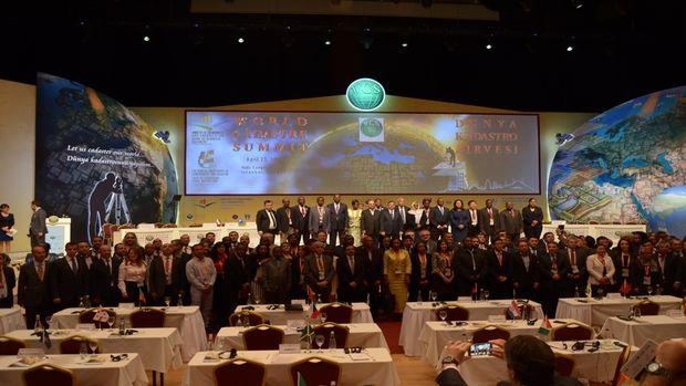 Dünya Kadastro Zirvesi 2015 İstanbul Deklarasyonu yayınlandı!