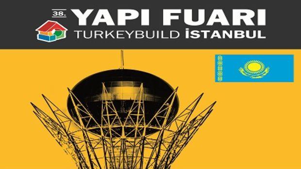 38. Yapı Fuarı Turkeybuild İstanbul'a büyük ilgi!