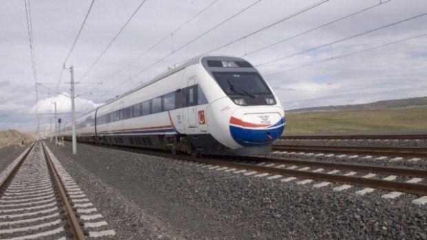 Bu ile de hızlı tren geliyor!