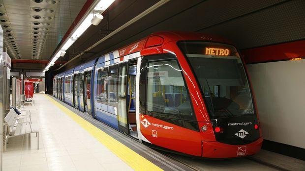 Kabataş-Mecidiyeköy-Mahmutbey metro hattı durakları!