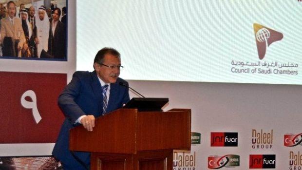 Başkan Uğur, Arap-Türk Zirvesinde konuştu!