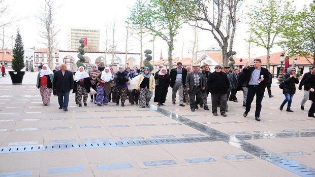 Büyükşehir Belediyesi, Ankarayı tanıtıyor!