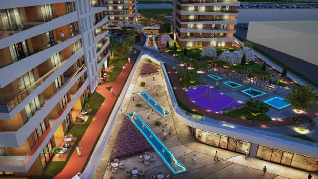 Mirage Rezidans Güneşli fiyatları! Yüzde 10 indirimle!
