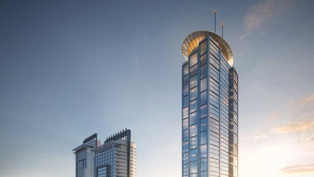 The Address Residence İstanbul Emaar'da kiralık mobilyalı daire!