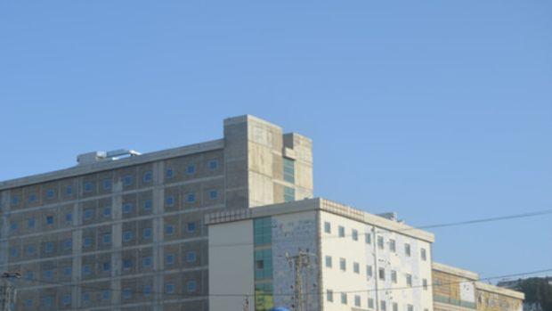 Kozan Devlet Hastanesi inşaatı bitirilemiyor!