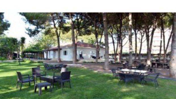 Antalya Muratpaşada engelsiz kafe ve sporyaşam alanı hizmete açılıyor!