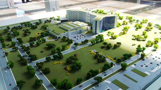 32 adet şehir hastanesi projesi hazır!