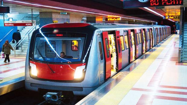 Bostancı Dudullu metro durakları!