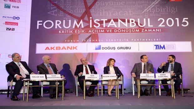 """""""Sürdürülebilir Kentleşme, ekonomik kalkınmanın önemli odak noktalarından biridir"""""""