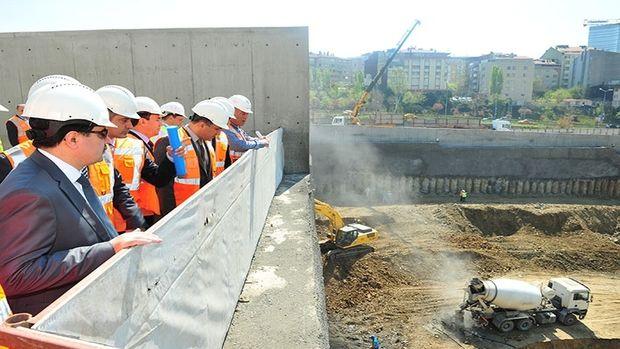 Okmeydanı Eğitim ve Araştırma Hastanesi inşaatında son durum!