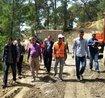 Dsi 13. Bölge Müdürü Özgür, Gazipaşa'daki inşaatları inceledi!