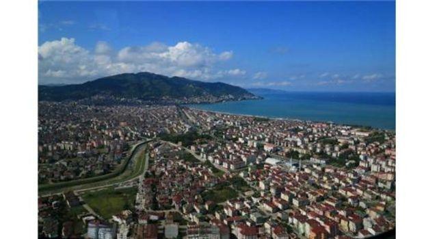Doğu Karadenizde bir yılda 39 bin konut satıldı!