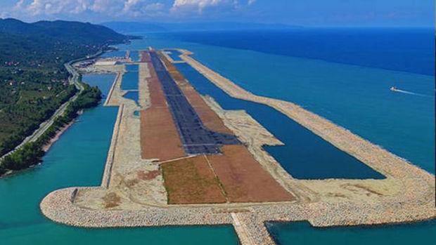 Ordu- Giresun Havalimanına ilk Cumhurbaşkanı Erdoğan'ın uçağı inecek!