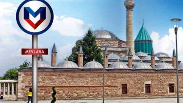 Başbakan Davutoğlu'ndan Konya'ya metro müjdesi!