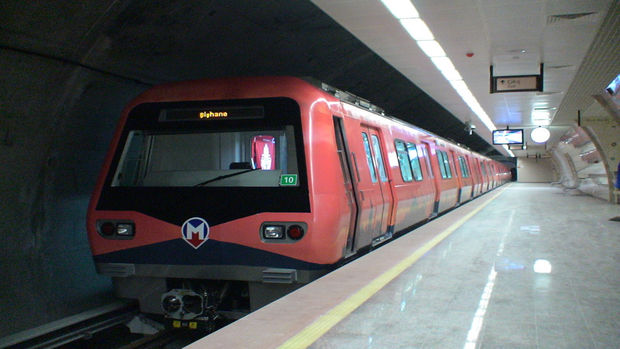 Dikkat! 1 Mayıs'ta bazı metro hatları çalışmayacak!