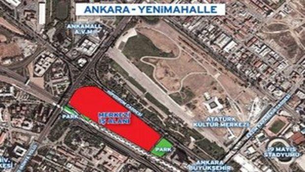 Emlak Konut GYO Ankara-Yenimahalle ihalesi sonucu!