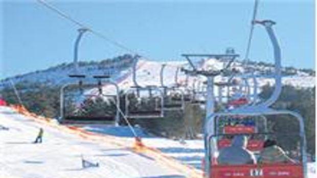 Palandöken Kayak Tesisi 49 yıllığına özelleştirilecek!