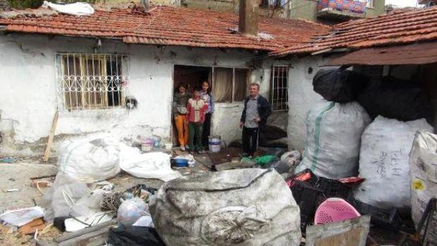 Türk Kızılayından göçmen ailelere yardım eli!
