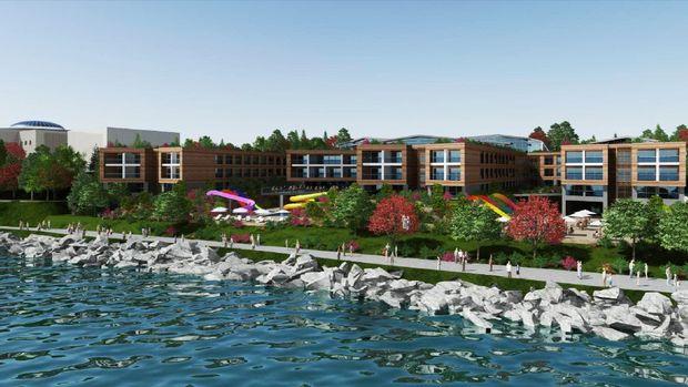 İstanbul Akvaryum'dan Bakırköy'e 383 yatak kapasiteli otel!