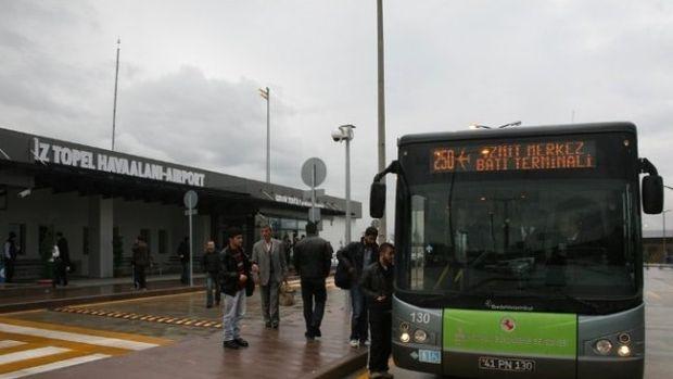 Cengiz Topel Havalimanına 250 hatlı otobüsler çalışacak!