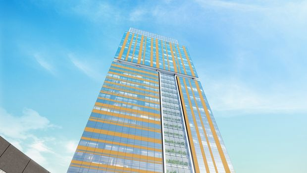 Palladium Tower LEED Gold Sertifikası aldı!