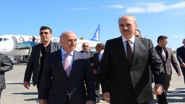 Kurtulmuş: Ordu-Giresun Havalimanı projesi Türkiyenin itibarını artırıyor!