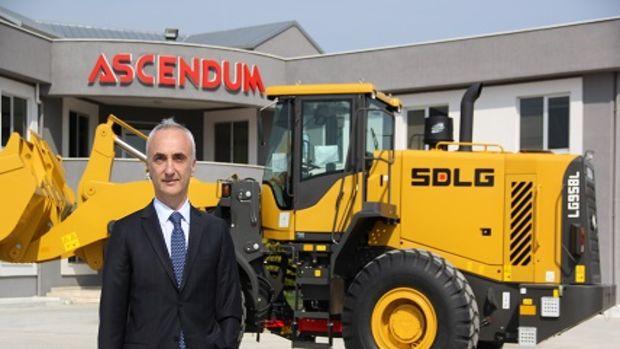 SDLG Ascendum güvencesiyle Türkiye'de!