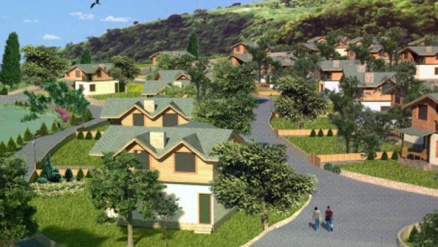 Naturalm Çiftlik Evleri'nde  300 bin TL'ye! Son 15 villa!