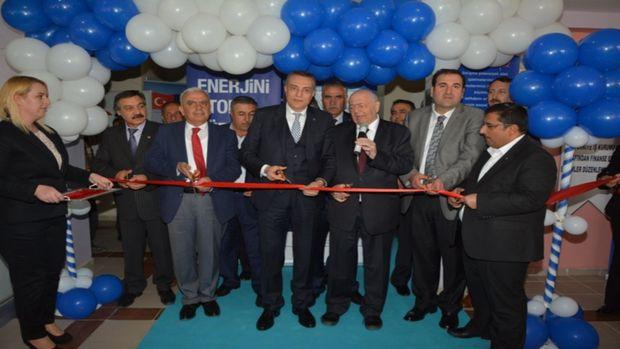 Enerji Verimliliği Derneği'nin on beşinci şubesi Van'da açıldı!