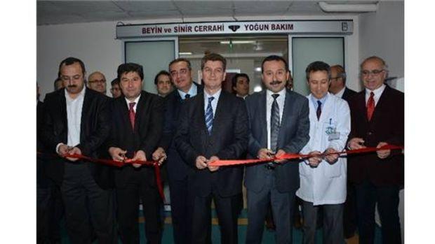 Selçuk Tıpta 3 ünite hizmete açıldı!