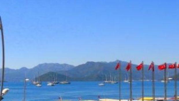 Bahattin Yücel: Marmaristeki tesisler Yunanistandan daha yeni!