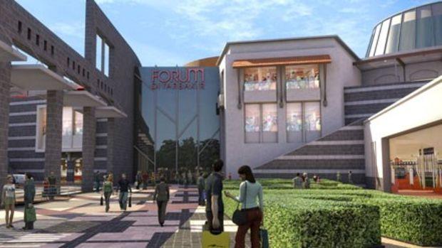 Diyarbakırda 1500 kişinin istihdam edileceği alışveriş merkezi açılıyor!