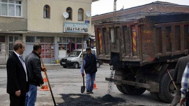 Kayseri asfalt çalışmaları başlıyor!