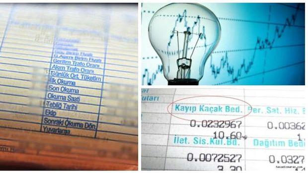 Elektrikte kayıp kaçak bedeli faiziyle birlikte geri ödenecek!
