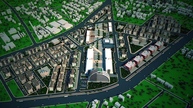 Erenler Belediyesi kentsel dönüşüm projesi temel atma töreni!