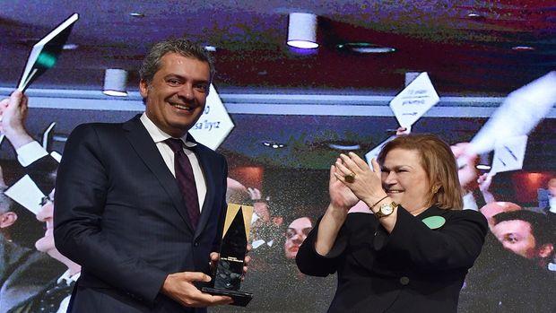 Akçansa, Altın Yaka Ödülleri'nde büyük ödülün sahibi oldu!