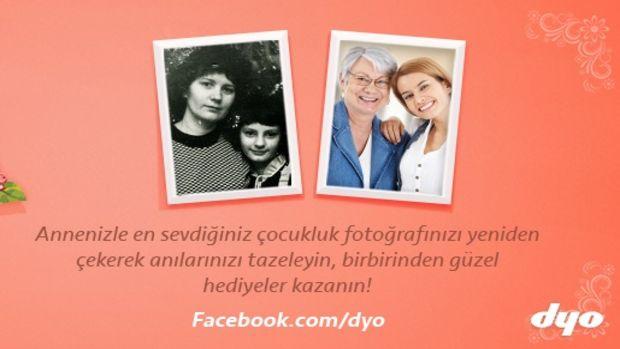 DYO'dan Anneler Günü'ne anlamlı hediye!