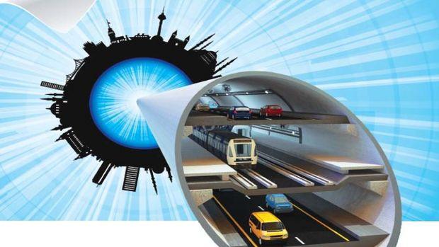 3 Katlı Büyük İstanbul Tüneli projesinde düğmeye basıldı!