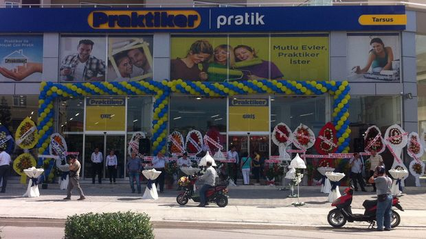 Akdeniz Bölgesi'nin ilk Praktiker Pratik'i  Mersin Tarsus'ta açıldı!