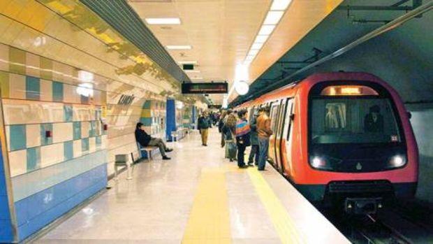 Kartal-Kaynarca metro hattı durakları!