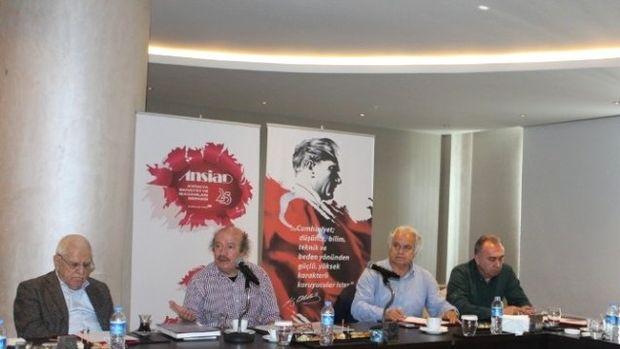 ANSİAD inşaat sektörü toplantısının konuğu  Prof.Dr. Sönmez oldu!