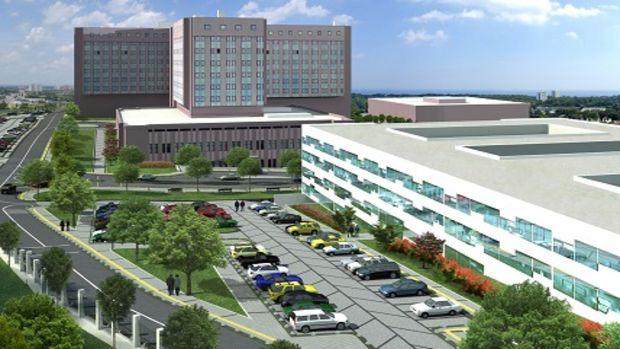 Marmara Başıbüyük Hastanesi  güçlendirme çalışmaları başladı!