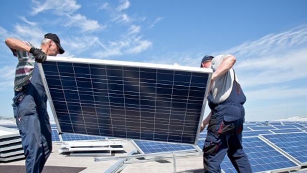 Yingli Solar dünya çapında 13 GW'lık panel sattı!